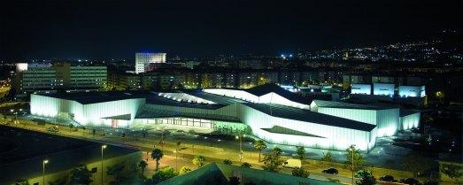 Panorámica Parque de las Ciencias de Granada