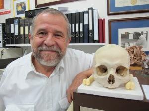 El neurocientífico Francisco Mora./ Rosa M. Tristán