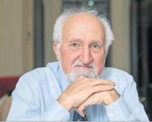 José Esquinas, catedrático de Estudios contra el Hambre.| Teresa Rodríguez