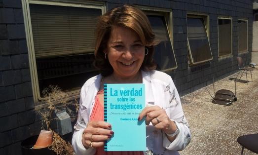 Corine Lepage, eurodiputada y ex ministra francesa. |Rosa M. Tristán