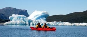Kayak en Tassiusaq|ROSA M. TRISTÁN