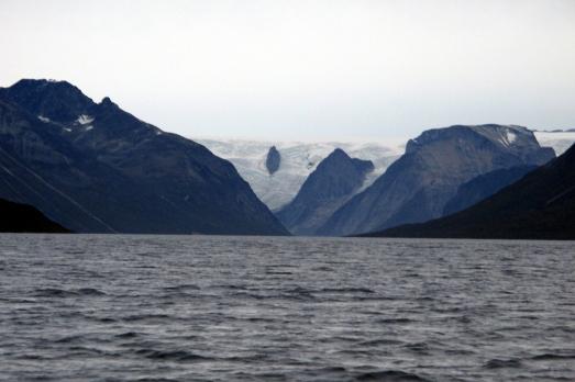 El fiordo de Tasermiut, al sur de Groenlandia. |Rosa M. Tristán