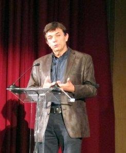 Carlos Andradas, en el acto. |ROSA M. TRISTÁN