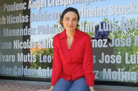 Amaya Moro-Martín, una de las promotoras de la Carta por la Ciencia. |ROSA M. TRISTÁN