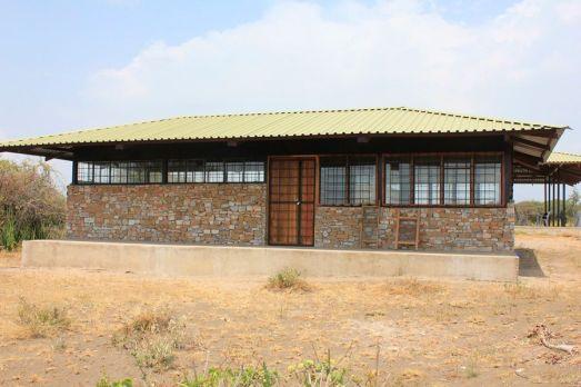 Estación Científica en Olduvai.