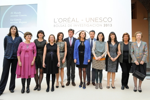 VIII Edición L'Oréal UNESCO For Women in Science