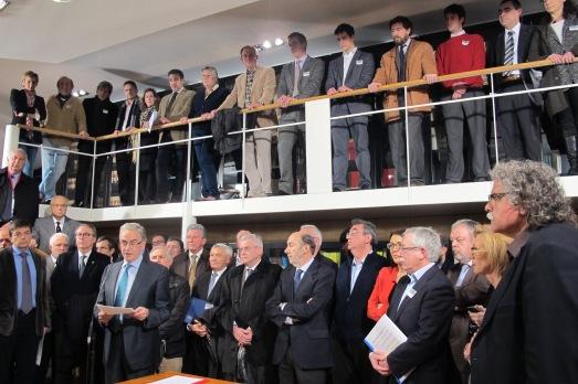 Acto de firma del Pacto por la Ciencia. |ROSA M. TRISTÁN