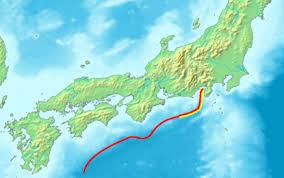 Fosa sismica Nankai