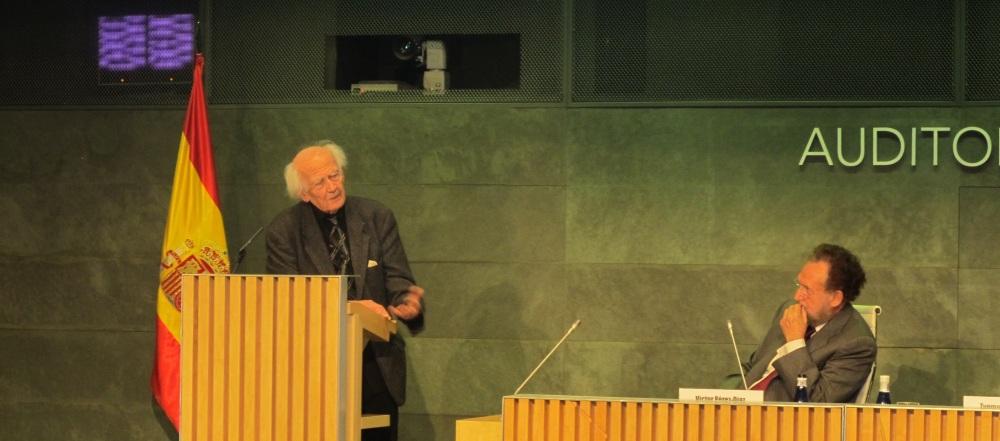 El mundo líquido de Zygmunt Bauman, que nos ahoga (2/4)