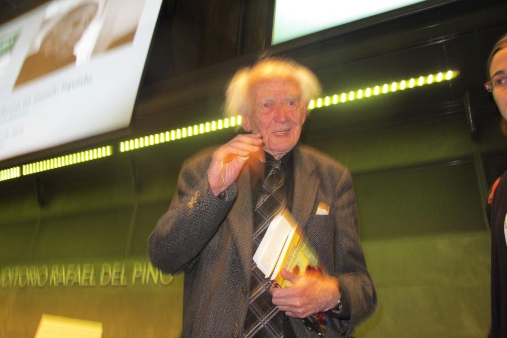 El mundo líquido de Zygmunt Bauman, que nos ahoga (4/4)