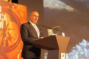 Miguel Angel López, presidente AEMET.