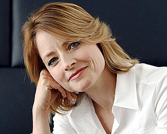 La actriz Jodie Foster, superdotada con un CI de 132 puntos.