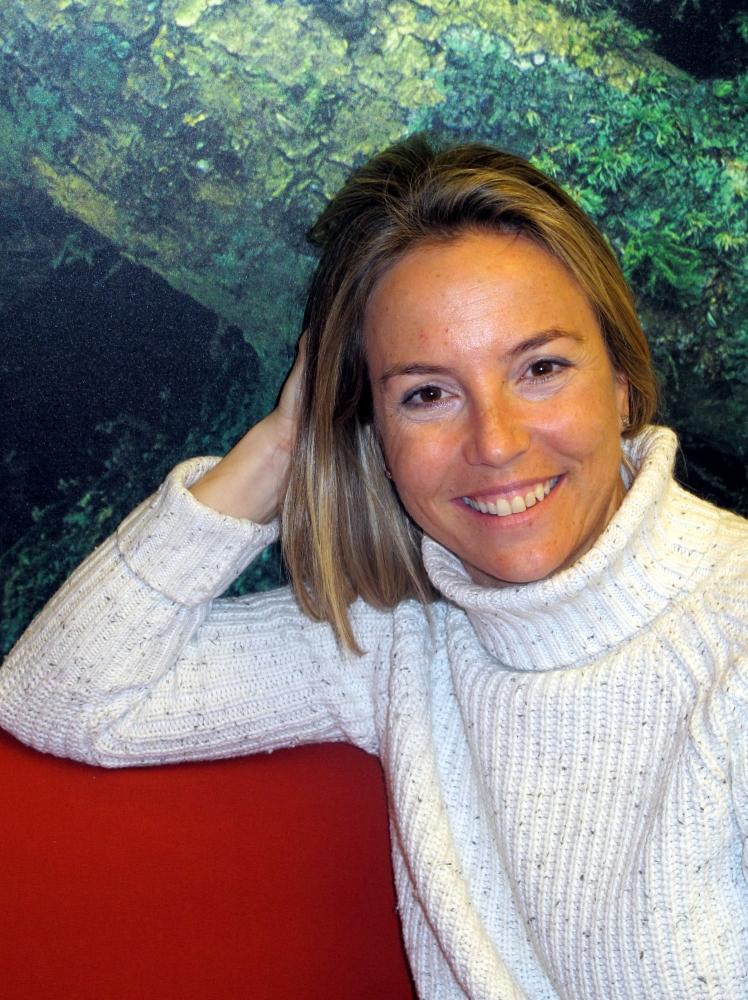 Odile Rodríguez de la Fuente: