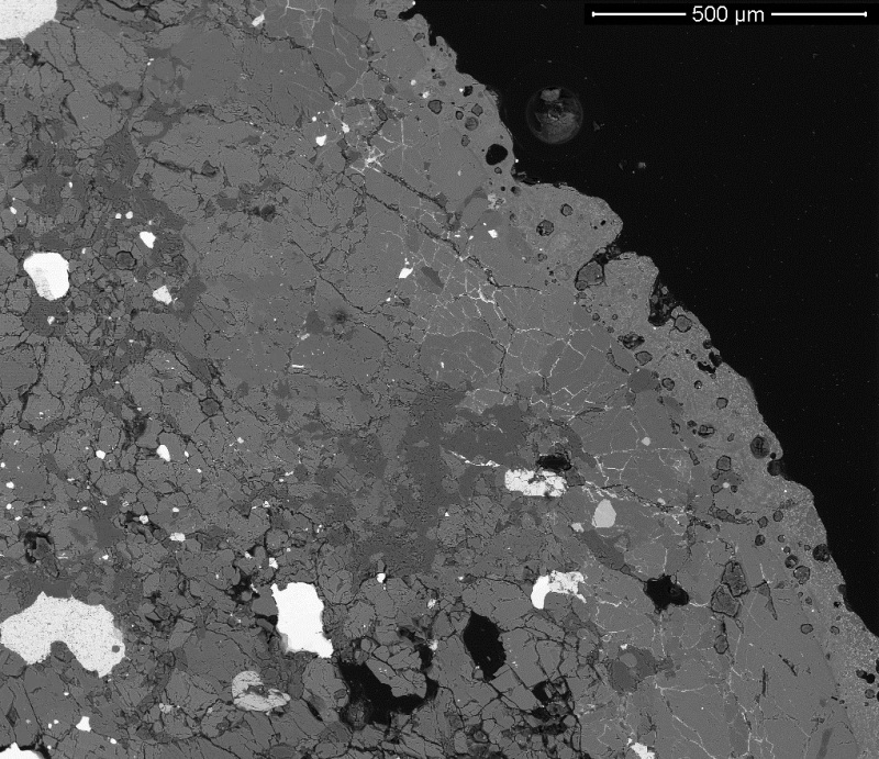 Meteorito Ardón. |CSIC