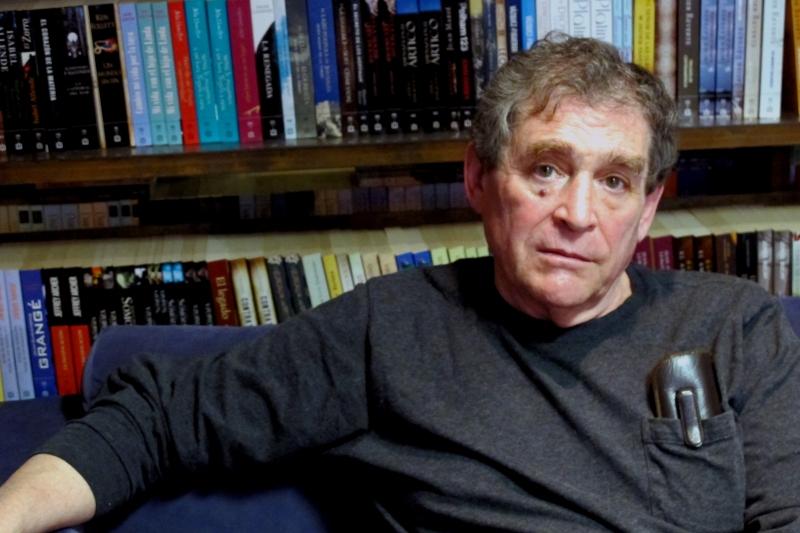 El escritor y periodista norteamericano Alan Weisman. |ROSA M. TRISTÁN