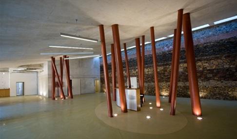 Un museo en Cabañeros, sin 'estrenar', de 13 millones de euros (2/6)