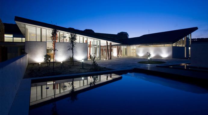 Un museo en Cabañeros, sin 'estrenar', de 13 millones de euros (1/6)