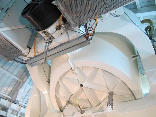 El Quijote, el observatorio que busca el eco del Big Bang desde Tenerife. |R.M.T.
