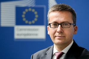 El portugués Carlos Moedas, nuevo comisario de I+D+i de la Comisión Europea.