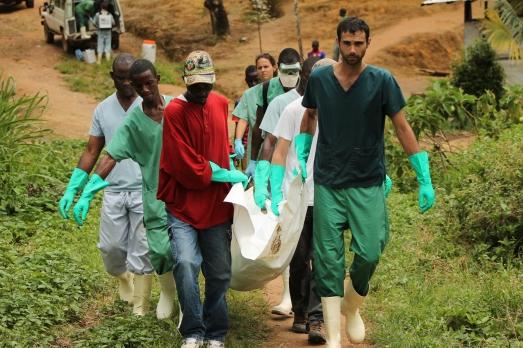 Un  fallecido, trasladado a incinerar por si estaba contagiado. |MSF
