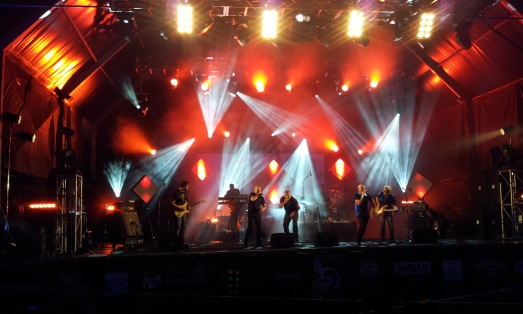 El grupo Zebda, en el Pirineos Sur 2014, un festival para repetir, y repetir... @ROSA M. TRISTÁN