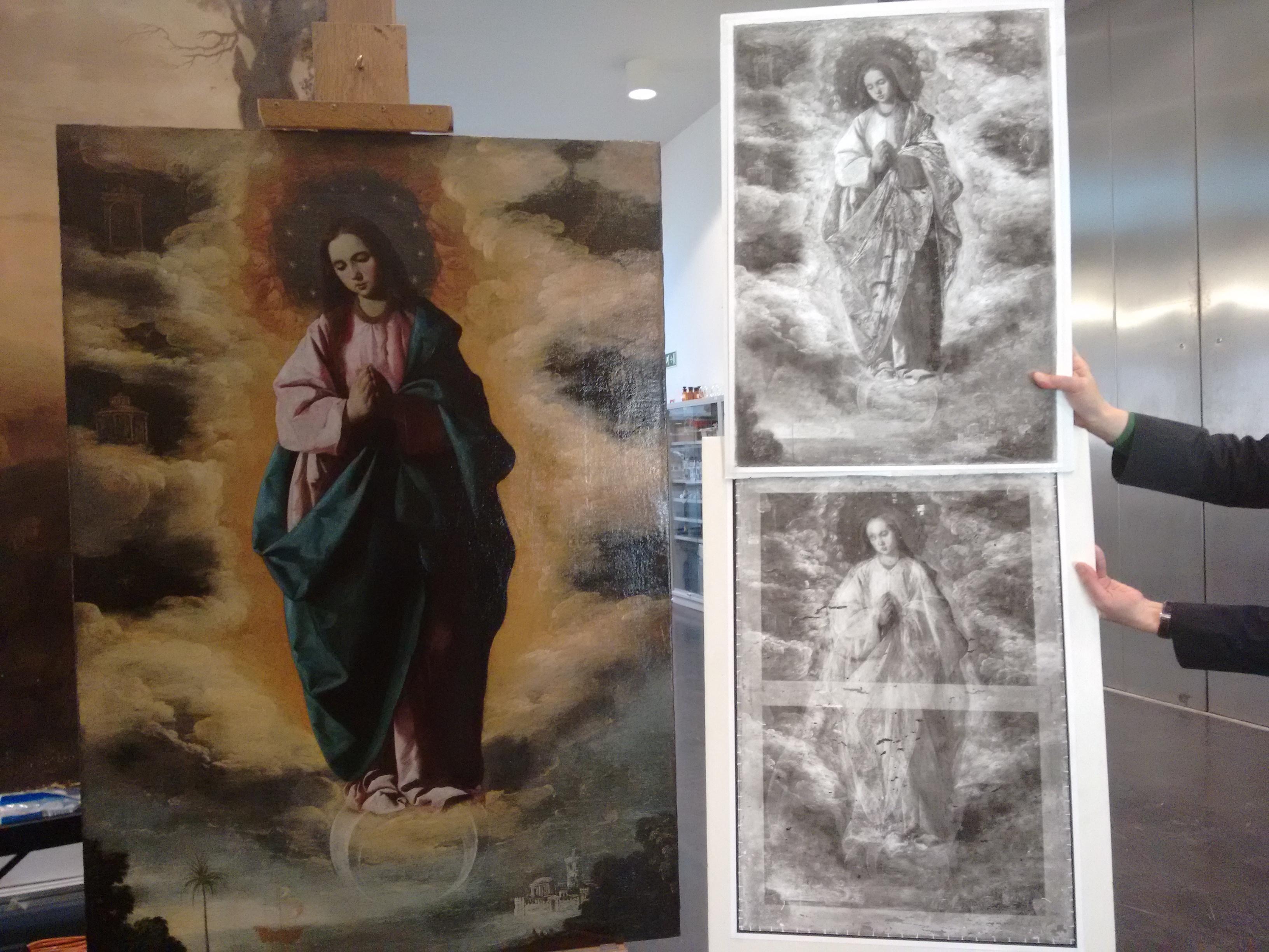 Un día en el taller de restauración del Museo del Prado ...