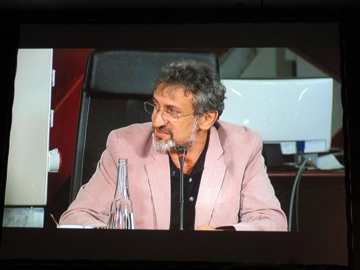 Garik Israelian, fundador del Festival Starmus. @RosaTristán